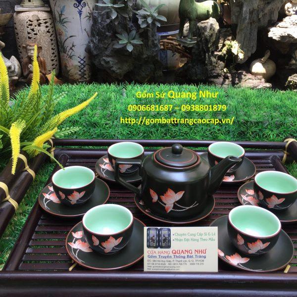bộ ấm trà cao cấp