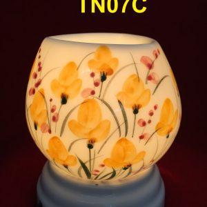 cung cấp các loại đèn xông tinh dầu gốm sứ bát tràng