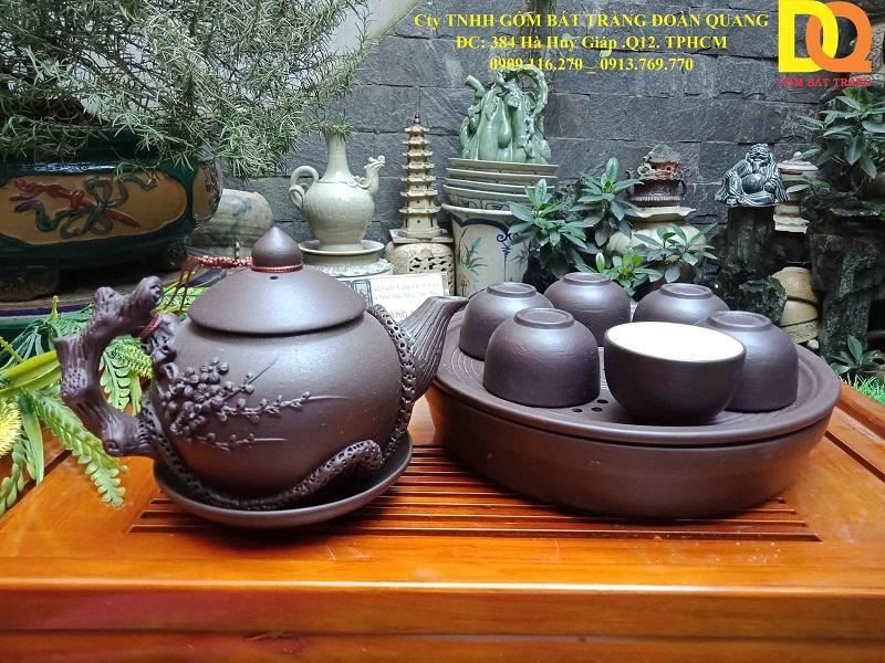 bộ ấm pha trà lá ngon nhất